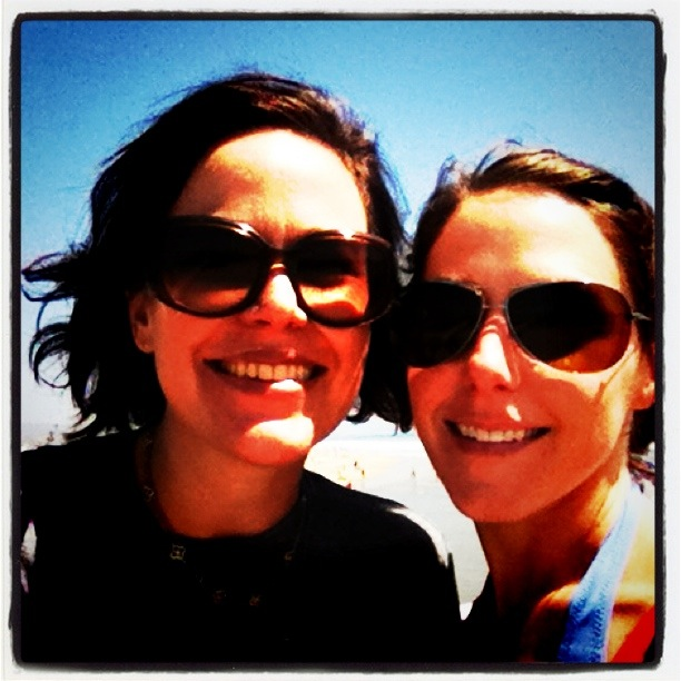 Me and Allison - Newport Beach